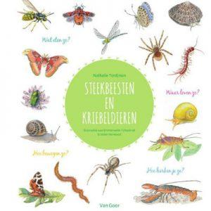 Voorzijde Steekbeesten en Kriebeldieren