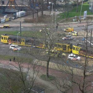 terrorisme in tram Utrecht?