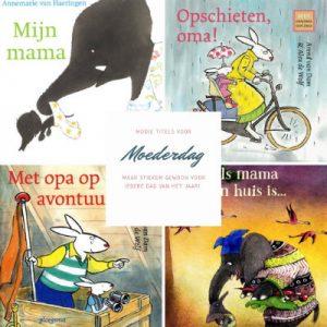 moederdag boeken
