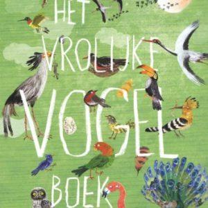 Vrolijke vogelboek