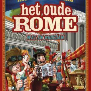 handboek rome vierkant
