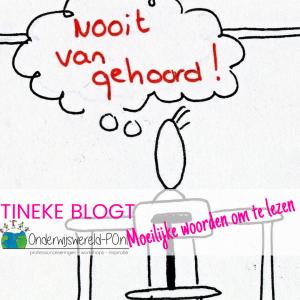 Tineke blogt sept