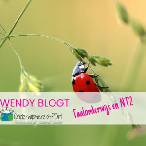 Wendy blogt sept