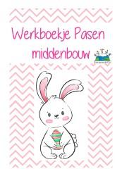 werkboekje Pasen middenbouw