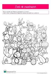 werkboekje Pasen bovenbouw