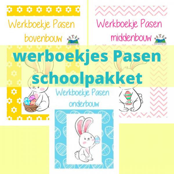 schoolpakket Pasen