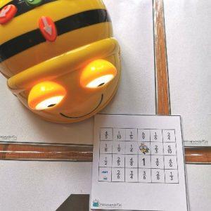 Bee-Bot bovenbouw