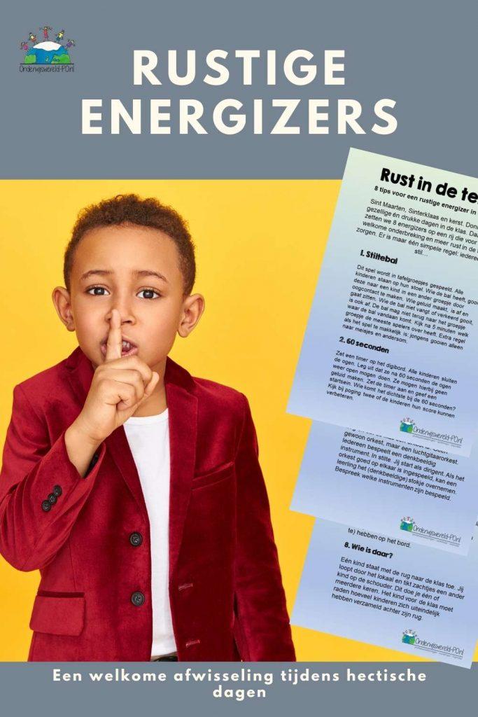 rustige energizers