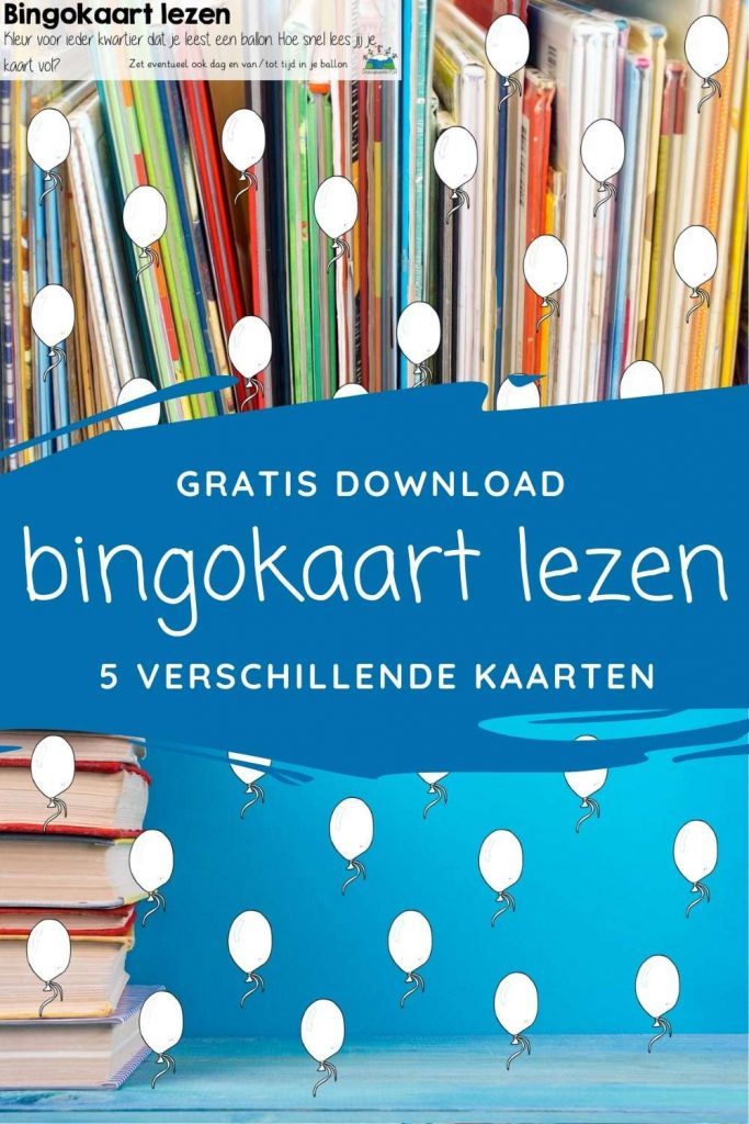 bingokaart lezen