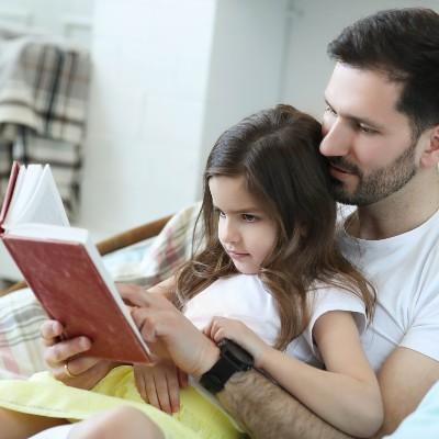 belang van voorlezen