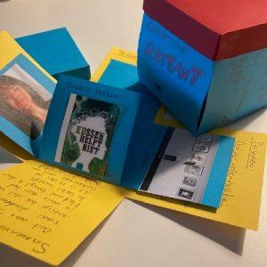 creatieve boekbespreking