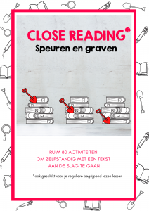 close reading activiteiten