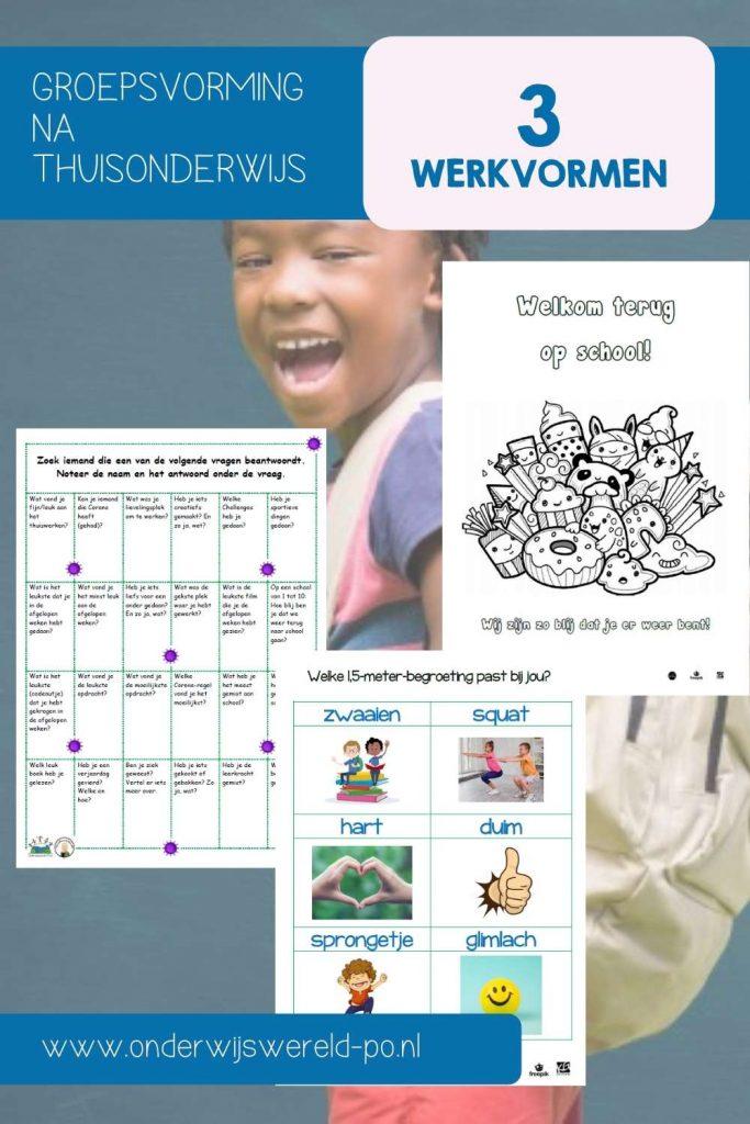 activiteiten herstart scholen