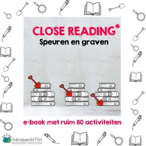close reading activiteiten