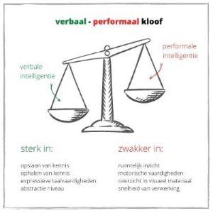 verbaal-performaal kloof