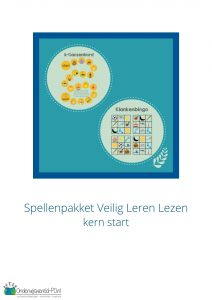 Spellenpakket Veilig Leren Lezen - kern start