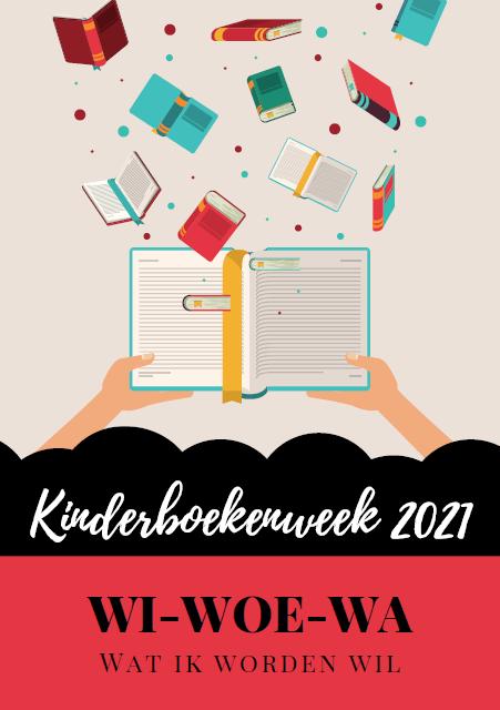 Kinderboekenweek 2021 lespakket