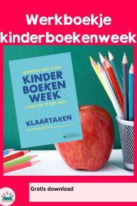 Werkboekje kinderboekenweek